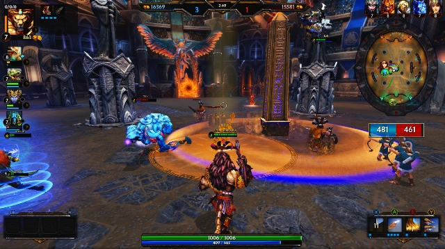 Xbox One Smite Arena Mode Overview and Tips