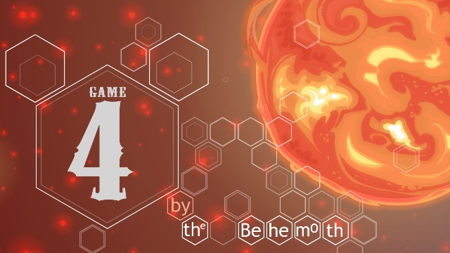 The Behemoth's Game 4 Logo