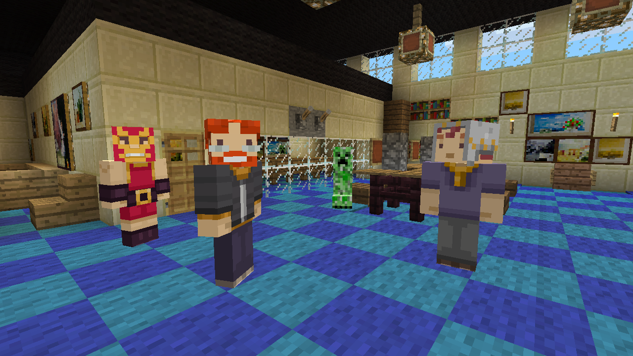 Minecraft celebrates its birthday with free skins