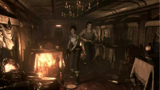 Resident Evil 0 Remake