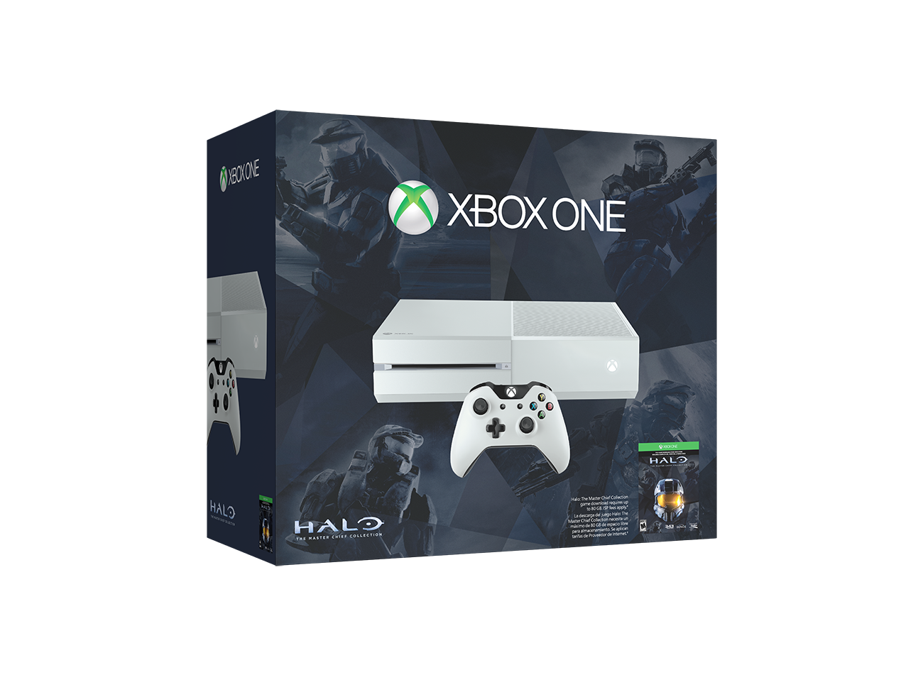 Master Chief Collection white Xbox comes to U.S.