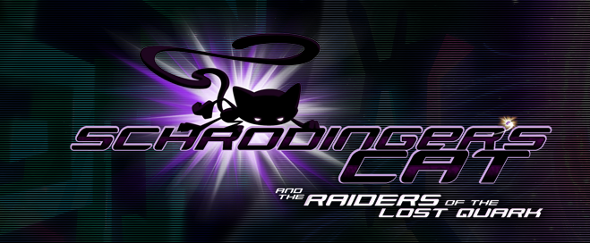 Schrödinger's Cat and the Raiders of the Lost Quark puzzles Xbox One players on May 13