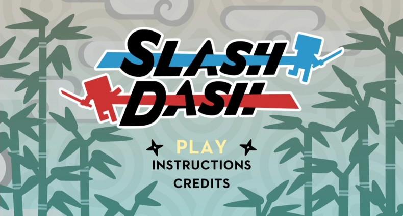 SlashDash title