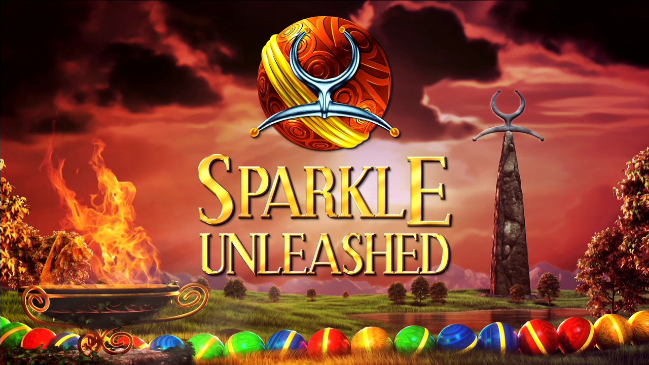 Sparkle Unleashed title