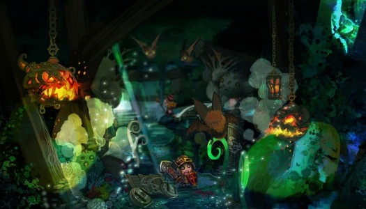 Toylogic wants Happy Dungeons to make dungeon crawling into a party