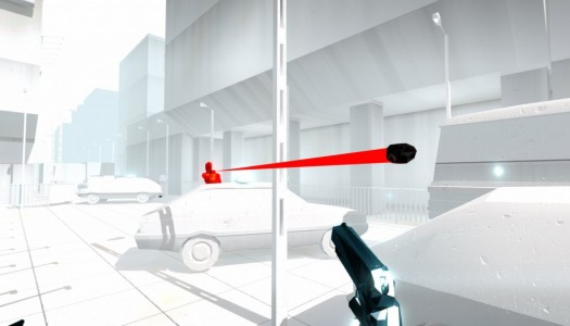 Superhot preview: First-person strategy