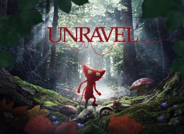 EA announces puzzle-platformer Unravel
