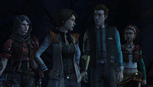 Tales from the Borderlands Episode 3: Catch a Ride review (Xbox 360)