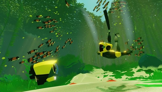 Find your way in Abzu when it (hopefully) finds its way to Xbox One