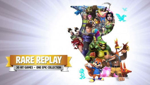 Rare Replay available for pre-order