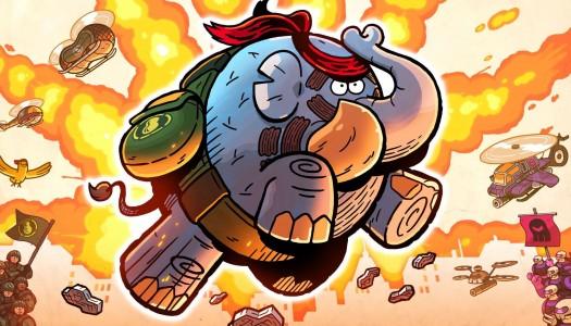 Tembo the Badass Elephant review: Speed kills