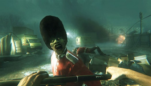 Zombi review: London Crawling