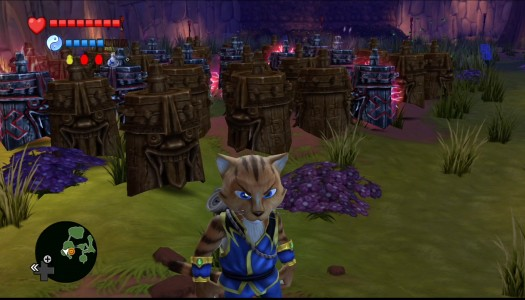 Legend of Kay – Anniversary review: At least it has cats?