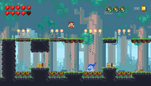 Adventures of Pip review: Big heroes come in small packages