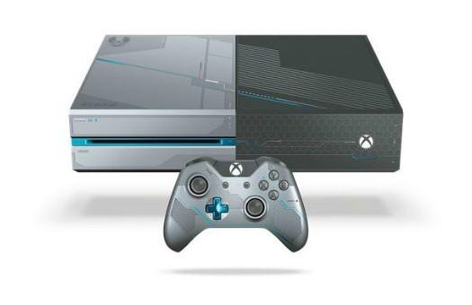 Xbox Halo 5 bundle