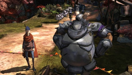 King's Quest Chapter 1: A Knight to Remember review: Golden Graham