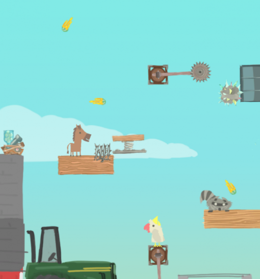 Ultimate Chicken Horse Preview