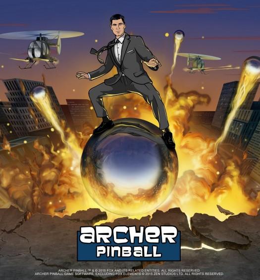 Archer Pinball FX2 Balls of Glory