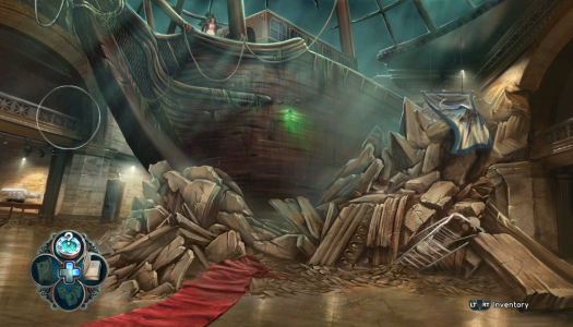 Nightmares from the Deep: The Cursed Heart review: Pirates and Mah-jong?