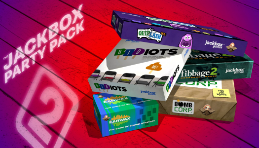 The Jackbox Party Pack 2 review: Another box of fun