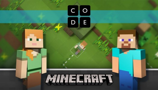 Microsoft joins forces with Code.org for Minecraft-themed Hour of Code