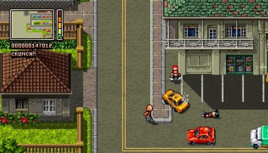 Retro City Rampage sequel Hawaii Shakedown not coming to Xbox at launch