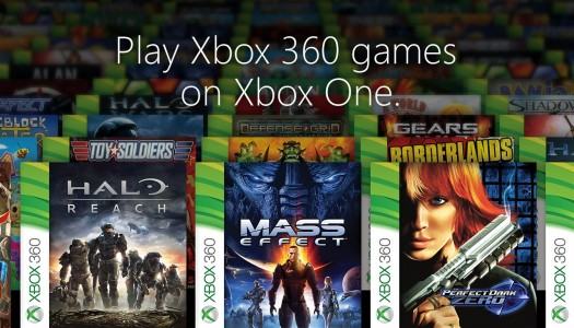Xbox One's list of 100+ backwards compatible 360 games includes a lot of XBLA games