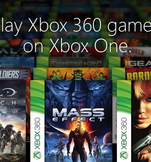 Xbox 360 Backwards Compatible Games