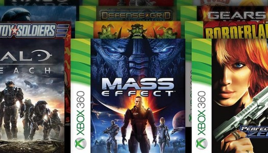 Xbox 360's first 100 backwards compatible games to be revealed Monday