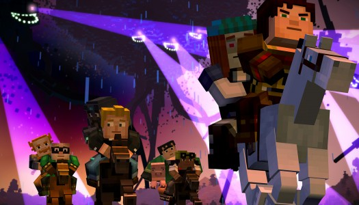 Minecraft: Story Mode Episode 4 coming December 22