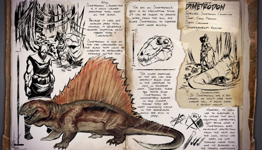 Get your first look at ARK: Survival Evolved's Dimetrodon and dung beetles in action