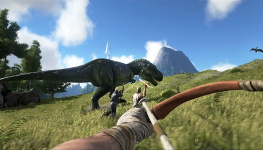 ARK: Survival Evolved's next update will bring offline and online split-screen multiplayer