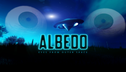 Albedo: Eyes from Outer Space review: Robots and eyeballs and zombies, oh my