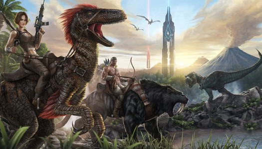 ARK: Survival Evolved's newest dinosaur is coming to Xbox One next week