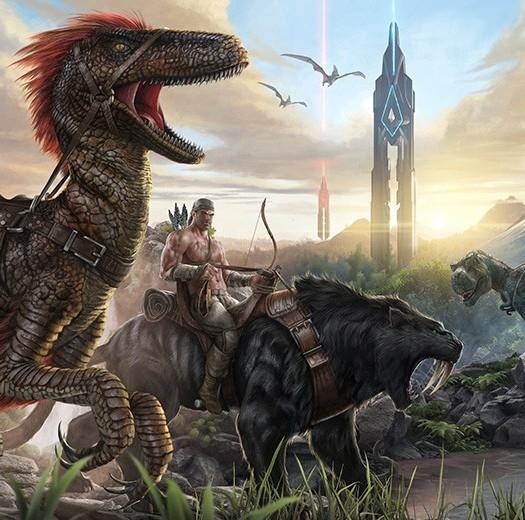 Ark Survival Evolved getting Procoptodon