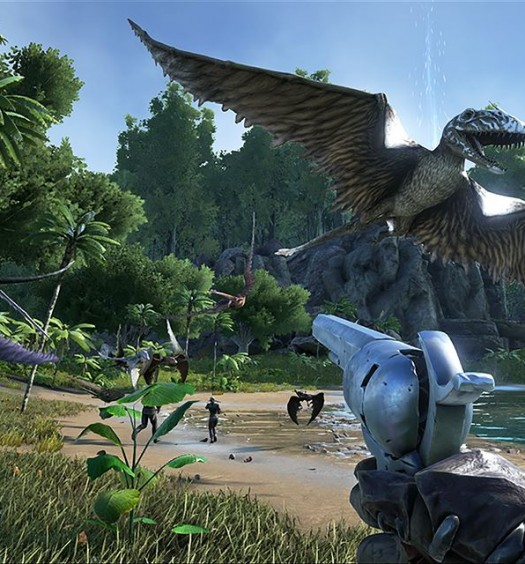 Maser gamer ark survival evolved patch