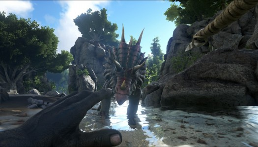 ARK: Survival Evolved update to add new content, servers; fix bugs