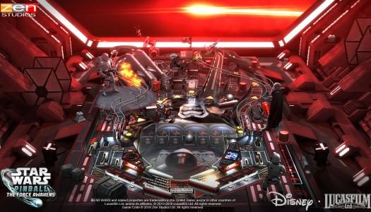 Zen Studios announces Star Wars: The Force Awakens Pinball