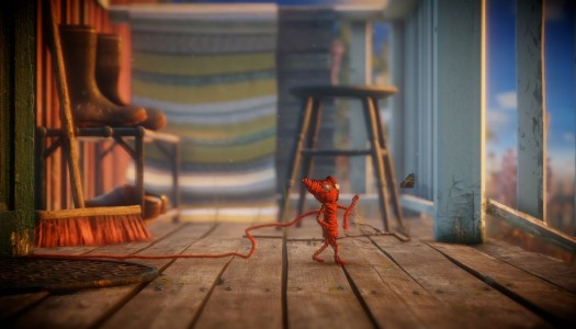Unravel is a game without bosses or fighting