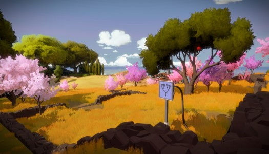 The Witness kicks off April's Games with Gold