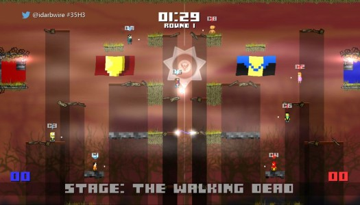 He-Man and The Walking Dead shooting their way onto #IDARB