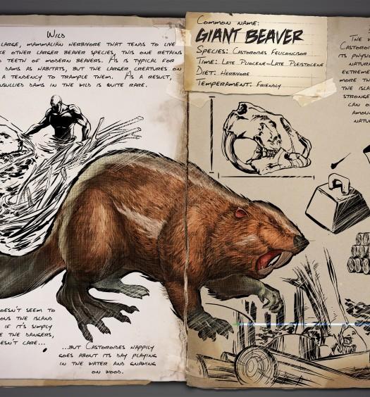 Ark Survival Evolved Beavers