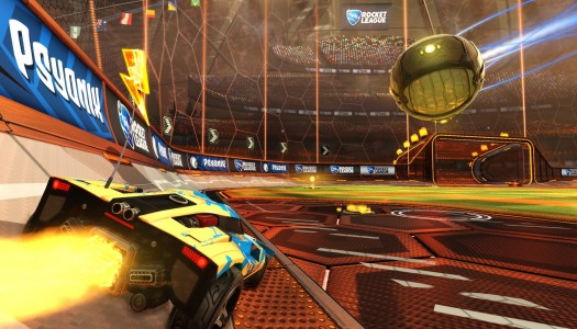 Rocket League flips on to Xbox One next week