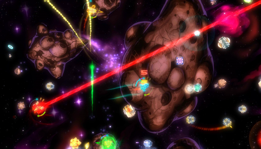 In Space We Brawl review: Captive audience
