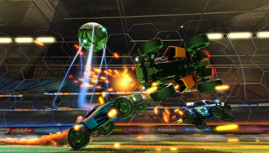 Rocket League reveals Rocket Lab