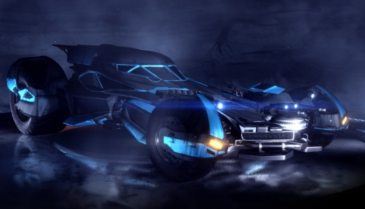 Rocket League getting Batmobile DLC