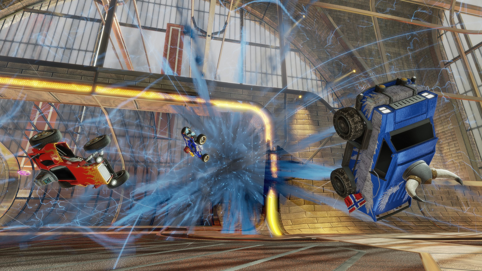 rocket league on xbox one planned to be completely. Black Bedroom Furniture Sets. Home Design Ideas