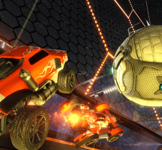 Rocket League Xbox One Player Count