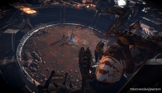 New The Technomancer trailer says hello space cowboy