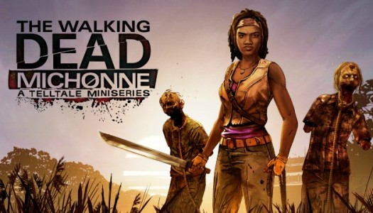 The Walking Dead: Michonne: In Too Deep out February 23